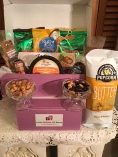 Mini sugar free gift basket free gifts and gift negle Gallery