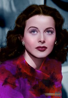 Colorized by Alex Lim Old Hollywood Glamour, Hollywood Actor, Vintage Glamour, Vintage Hollywood, Vintage Beauty, Classic Hollywood, Old Hollywood Actresses, Classic Actresses, Female Actresses