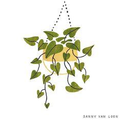 Creative Flow - Sanny van Loon • Illustration