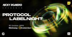 Nicky Romero presents: Protocol Labelnight ADE - Viralbpm Matisse & Sadko, Amsterdam, The Big Year, Debut Album, Dance Music, Edm, Festivals, Presents, Nicky Romero