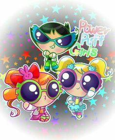 Powerpuff Girls Cartoon, Powerpuff Girls Wallpaper, Cute Tumblr Wallpaper, Girl Wallpaper, Cartoon Wallpaper Iphone, Cute Cartoon Wallpapers, Super Power Girl, Super Nana, Cute Sister