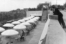 Одесса. Ресторан на Приморском бульваре, 50-е годы