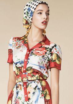 Dolce & Gabbana – Woman Collection Spring Summer 2013