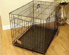 Majestic Pet 78899501224 Double Door Folding Wire Dog Crates Wire Dog Crates, Double Doors, Your Pet, Pets, Animals And Pets