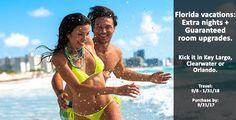 Florida Vacations - https://traveloni.com/vacation-deals/florida-vacations/ #floridavacation #familyvacation