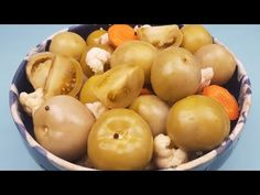 Gogonele murate in otet pentru iarna (asortate) – Retetele Mihaelei Pickles, Make It Yourself, Cooking, Food, Youtube, Marmalade, Preserves, Meal, Kochen