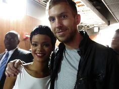 Rihanna...new look