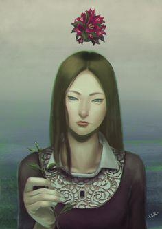 Paper Flower https://www.facebook.com/LekChanBlog