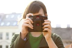 LC-A 120 Medium Format Camera, Lomography, Vignettes