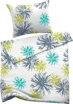 """Bettwäsche Carola """"Pusteblumen"""" von Fussenegger Comforters, Blanket, Bed, Home, Satin Bedding, Florals, Creature Comforts, Quilts, House"""