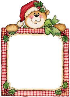 Blog da Carol: Bordas decoradas!