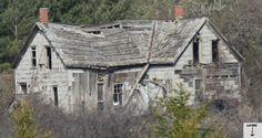 Old house seen better days, shot by Gavin Gillett