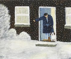 Gary Bunt | (13) To Wee or not to Wee My masters getting rather cross He keeps…