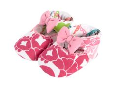 Mary Jane Soft Shoes in Lola, $28.00) | Vera Bradley