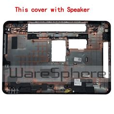 New Bottom Base Cover Bottom Case WITH SPEAKER for Dell Inspiron 15R N5110 M5110 0005T5 005T5 60.4IE140.004