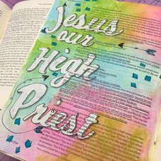 hebrews7 25   consequently he is able to save to the uttermost those who draw hebrews 7   annedehart      bible journaling   all      pinterest      rh   pinterest co uk