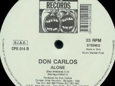 Don Carlos - Alone