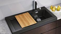 Fregaderos que le dan un toque personal a la cocina   Decorar tu casa es facilisimo.com