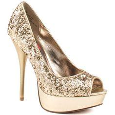 Luichiny Kir Sten - Gold Rock Glitter