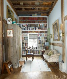 House Tour A Brilliantly Reimagined Barn Filled To The Brim With History
