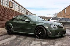 Mercedes-Benz W209 CLK63 AMG Black Series   BENZTUNING   Performance and Style