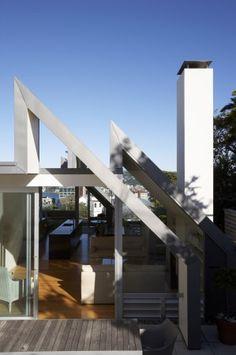 Salamanca House / Parsonson Architects. New Zealand