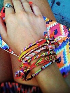 Hot Trend: Arm Party