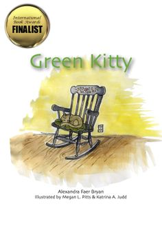 Green Kitty was written for children ages 8 to 12 to help explain Alzheimer's disease and dementia. It is a series of stories within a story with a grandmother that recalls old anecdotes, mostly about family pets, for a visiting grandchild. The grandmother has recently been placed into assisted living due to her dementia and their bond grows stronger through the visits despite the illness. Helpful information about Alzheimer's disease is deftly woven into the work.