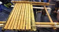 Resultado de imagem para camas de bambu
