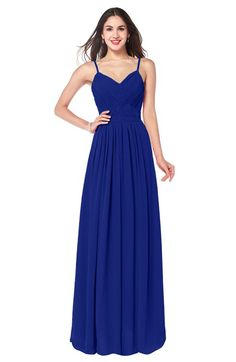 318e387976 ColsBM Kinley - Electric Blue Bridesmaid Dresses