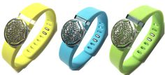 Fashion Wristband for Fitbit Flex with Clasp Wireless Activity-fitness Band Bling Accessory- Dress Outfit. replacement wristband(s)+ detachable Bling Accessory (s). Dress your Fitbit? Flex band with fashion bling. Easy to slip on and off you band. simplely switch the detachable bling accessory to bands of other color. unlimited combination. Used for sports & sleep band. fashion gift for her for him. Having one clip. Chose the color to match your necklace clothes and style. PLEASE FASTEN...