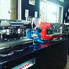 Espresso machine by nuova simonelli at toffin showroom #jualmesinkopi #jualcoffeemachine #coffeemachine #espressomachine #cafe #coffee #specialtycoffee #coffeeshop #nuovasimonelli #victoriaarduino #grinder #eureka #barista #baristalife #baristaindonesia #manmakecoffee #mandrinkcoffee #hobikopi #anakkopi #salesdiary please call me for price : 081210956597 / 089510126425 ( what up ) BB : 2B345B52 http://ift.tt/1VbgBi2