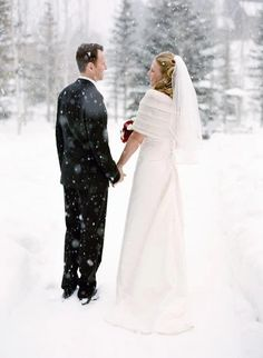 Countdown to ♥Valentine's Day♥ - Favorite Romantic Experiences #7: Imagine exchanging vows with the love of your life at the Four Seasons Resort Jackson Hole!