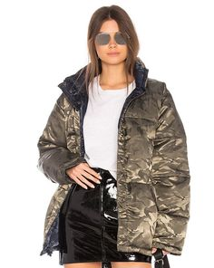 10 Puffer Jackets and Accessories That Won't Make You Look Ridiculous via Brit + Co