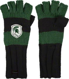 Michigan State Spartans Columbia Spirit Fingers Gloves