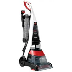 BISSELL Deep Clean Professional Carpet Cleaner - Removable watertank and tools Heatwave Technology Spraying crevice tool