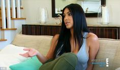 Kim in the hot seat: The wife of rapper Kanye West offered her apologies for spreading the news of his hospitalization