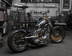 Very cool and detailed Shovelhead..