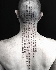 #runetattoo hashtag on Instagram • Photos and Videos Seal Tattoo, Dark Tattoo, Celtic Tattoos, Viking Tattoos, Wiccan Tattoos, Cover Up Tattoos, Tattoo Drawings, Runes Nordiques, Body Art Tattoos