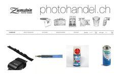 Photohandel.ch wurde als OSCommerce Shop erstellt mit diversen individuellen Modifikationen ausgestattet. Innert wenigen Tagen Top Ergebnisse bei Google.