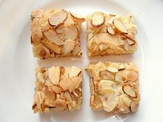 Italian Almond Cookies -- like my great aunt used to make
