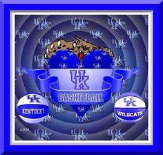 Back home at Rupp Arena tonight. Trying to make it 4 in a row GO BIG BLUE