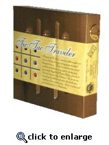 Channel Craft Tic Tac Toe Historic Traveler Game