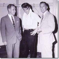 Olympia Theater, Miami, Florida: August 3, 1956