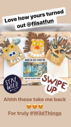 A thrifty fun way to dress up and enjoy Where the Wild Things Are!