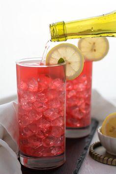 Watermelon Lemon Juice Recipe
