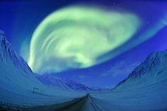 Northern Lights (The Smoke Monster) - Alaskan Arctic