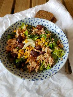 5 retete de salate rapide si sanatoase