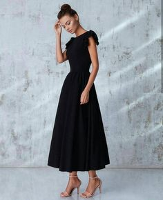 a22f54c2 Classic Outfits, Cute Outfits, Modest Dresses, Prom Dresses, Elegante  Sport, Queen