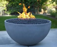 Image result for gas fire pit